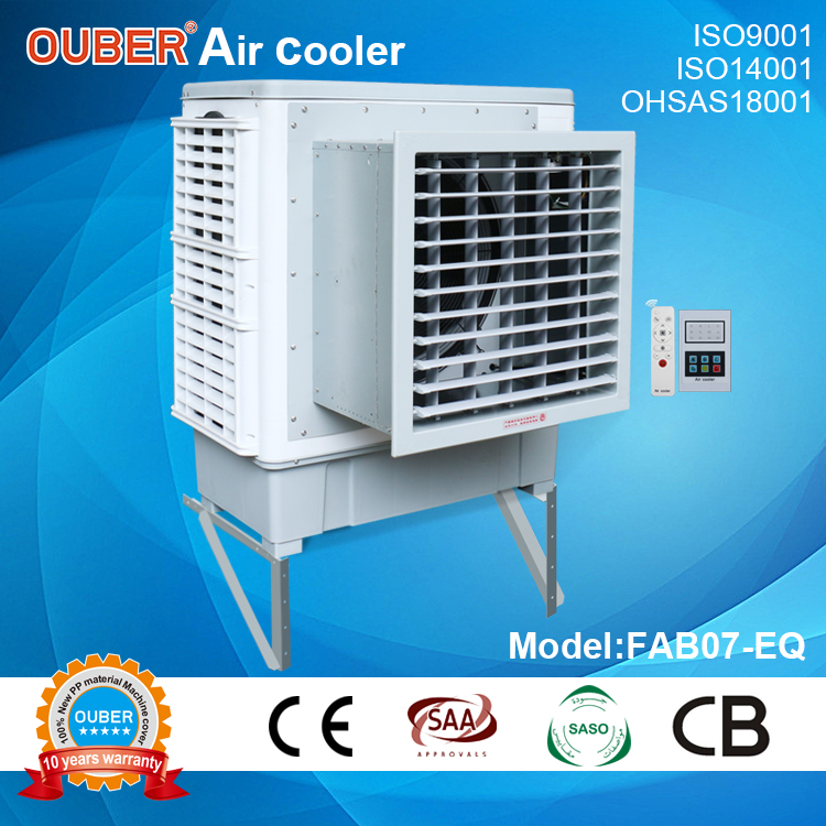 FAB07-EQ 7600 axial window type/silence design/3 sides air inlet/single phase power supply type