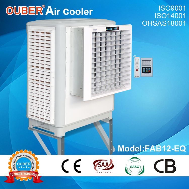 FAB12-EQ 12000axial window type/silence design/3 sides air inlet/single phase power supply type