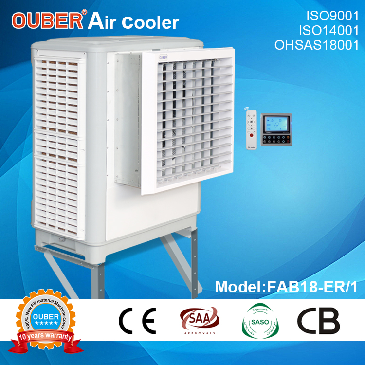FAB18-ER 18000axial window type/silence design/3 sides air inlet/single phase power supply type