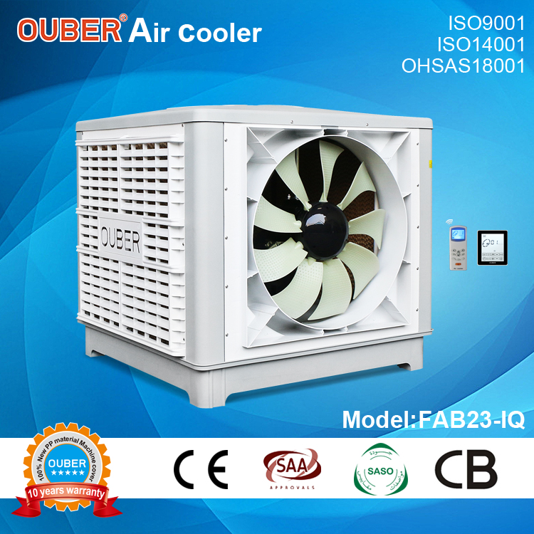 FAB23-IQ 23000 air duct machine/inverter 50 speeds/fixed axial beside air discharge